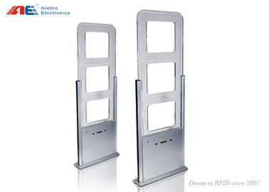 HF RFID Library Security Gates Anti Theft Supports Integrated Camera With Detection Gate