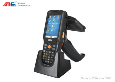 Android Rugged Industrial Handheld RFID Reader Mobile Terminal 1D 2D Scanning