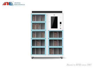 Library 24 Hours Smart Book Cabinet UHF RFID Removable